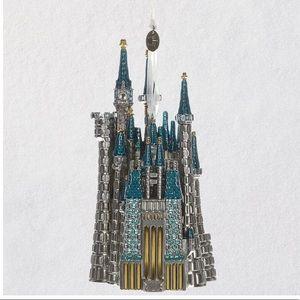 Hallmark Disney Cinderella castle